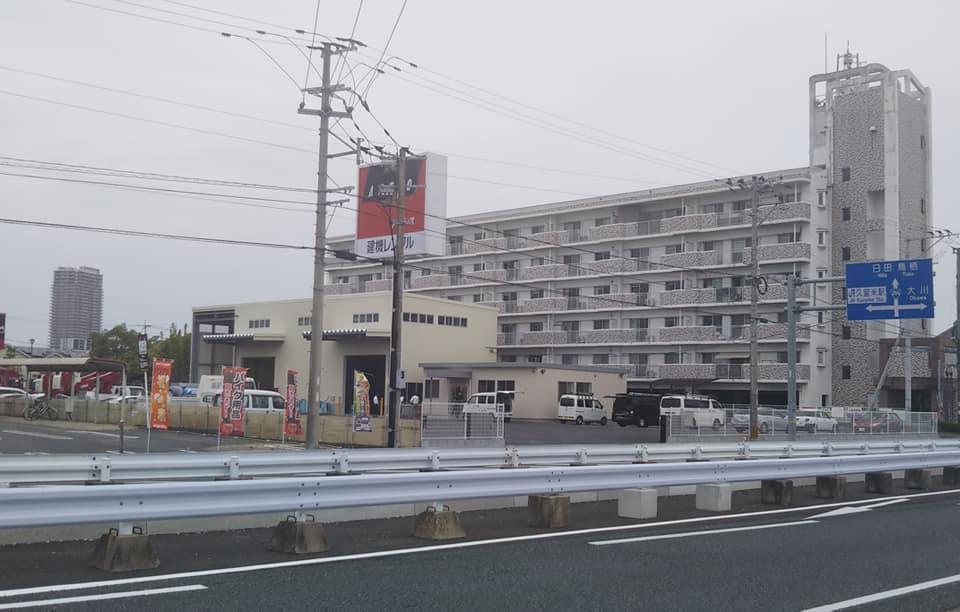 福岡県K市「A社」事業用定期借地権