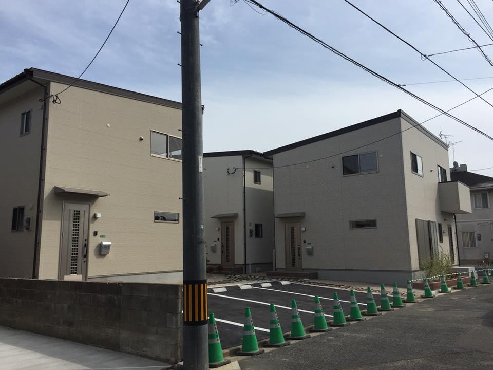 福岡県太宰府市「朱雀2丁目一戸建て貸家」コンサルティング