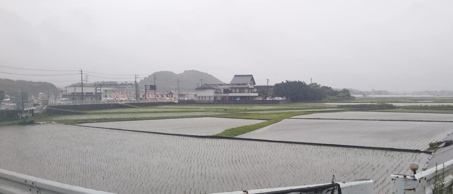 福岡県田川郡香春町 国道201号線沿いの大規模事業用地