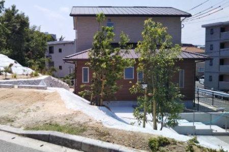 土地の有効活用を相談し、一戸建て賃貸住宅を建築して成功!